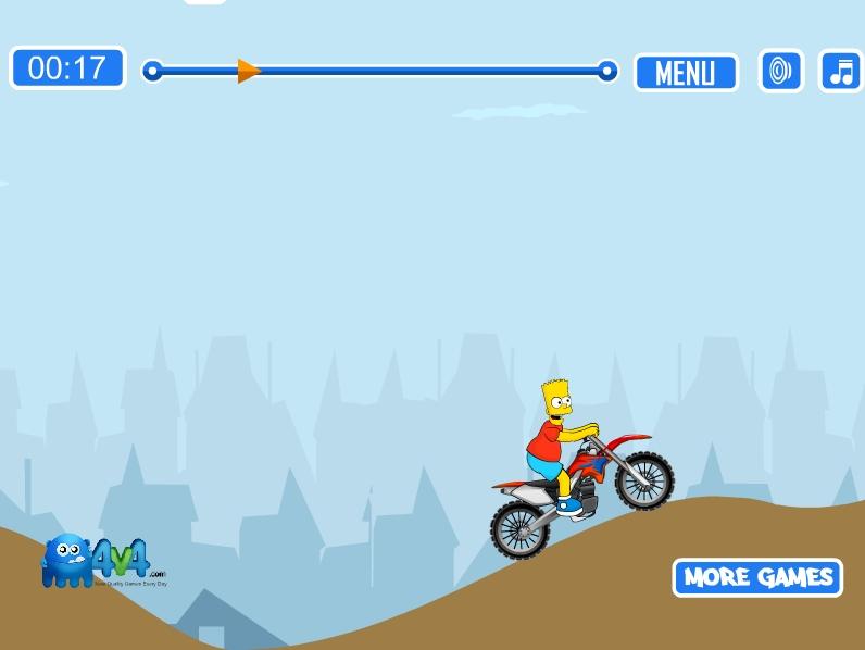 Игра Бард на мотоцикле 2 онлайн