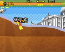 Игра Бард на мотоцикле онлайн