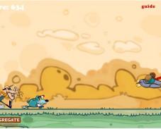Игра Беги псин! Беги! онлайн