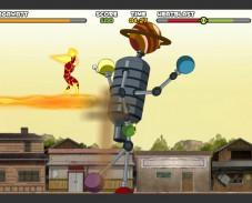 Игра Бен 10 Спасатель онлайн