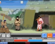 Игра Блич тренировка онлайн