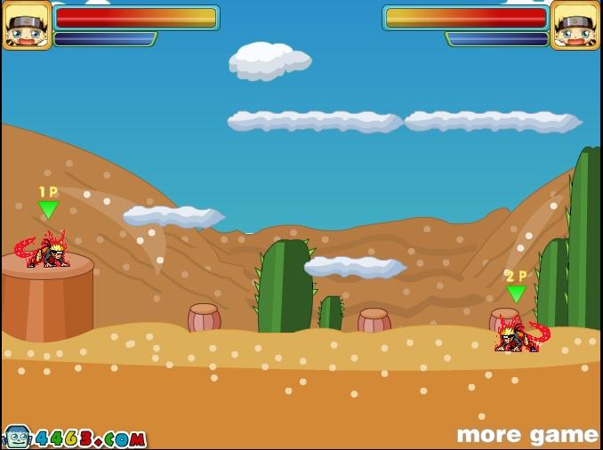 Игра Бои Наруто онлайн