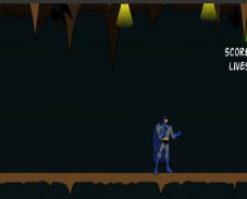 Игра Бэтмен в подземелье онлайн