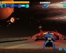 Игра Бэтмен и инопланетяне онлайн