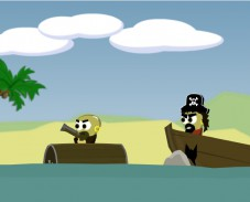 Игра Войны на плотах онлайн