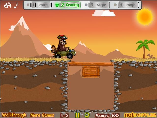 Игра Волшебное сафари онлайн