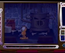 Игра Гарфилд в замке онлайн