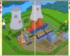 Игра Гомер и бублики онлайн