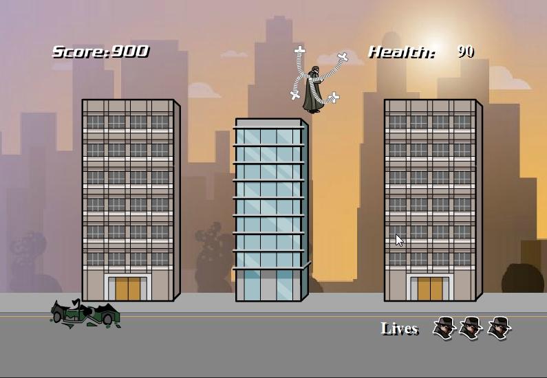 Игра Доктор Осьминог онлайн