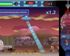 Игра Космические захватчики онлайн