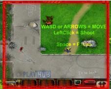 Игра Кровавый город онлайн