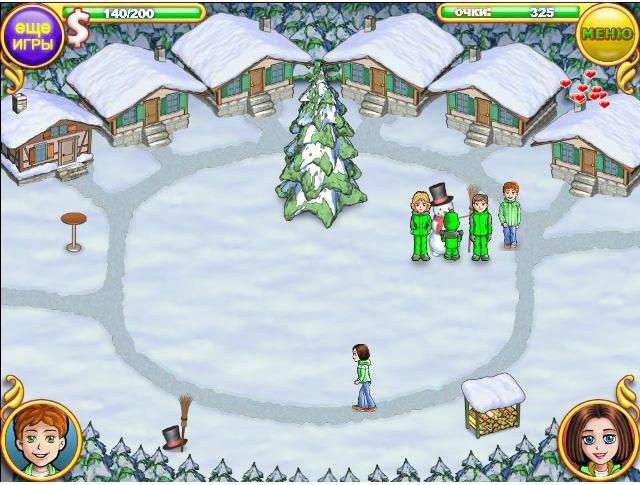 Игра Курортный сезон онлайн