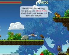 Игра Лягушка-путешественница онлайн