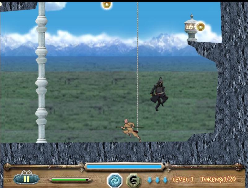 Игра Маг Воздуха онлайн