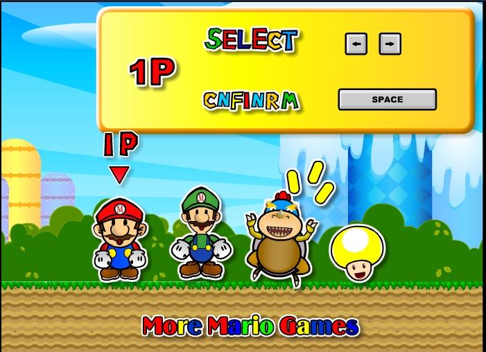 Игра Марио бомбермен онлайн