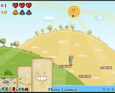 Игра Марио и фрукты онлайн