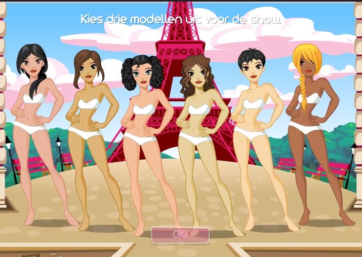 Игра Модный показ 2 онлайн