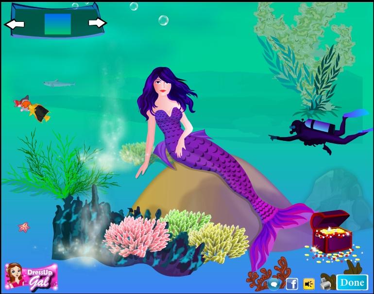 Игра Морское дно онлайн
