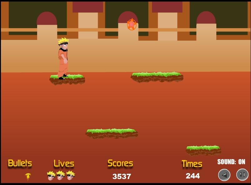 Игра Наруто и меч онлайн