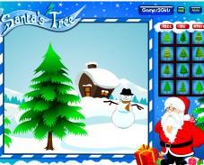 Игра Новогодняя елка онлайн
