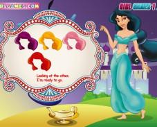 Игра Одень Жасмин онлайн