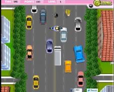 Игра Опасная езда онлайн