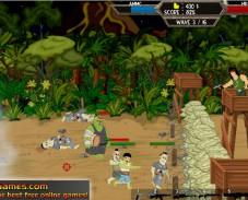 Игра Остров мертвецов онлайн