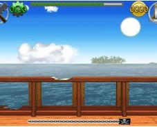 Игра Пиратский бой онлайн