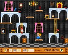 Игра Платформер с Алисой онлайн