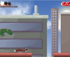 Игра Побег белки от дракона онлайн