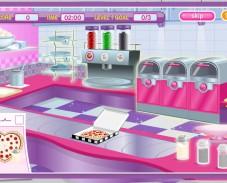 Игра Повар в пиццерии онлайн