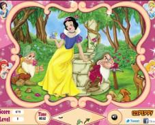 Игра Принцесса и гномы онлайн