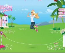 Игра Прыгай на скакалке онлайн