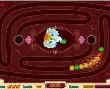 Игра Разноцветные шарики онлайн