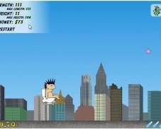 Игра Реактивный унитаз онлайн