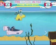 Игра Розовая Пантера онлайн