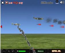 Игра Самолеты битва онлайн