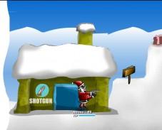 Игра Санта против онлайн