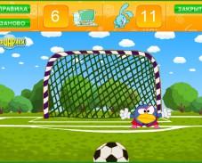 Игра Смешарики тренировка онлайн