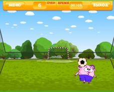 Игра Смешарик набиварик онлайн