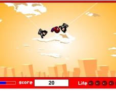 Игра Спайдермен-джампер онлайн