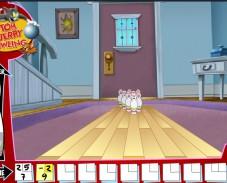 Игра Том и Джерри боулинг онлайн