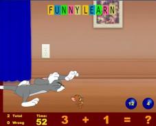Игра Том и Джерри математика онлайн