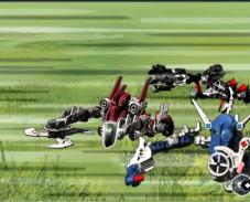 Игра Трансформеры в бою онлайн