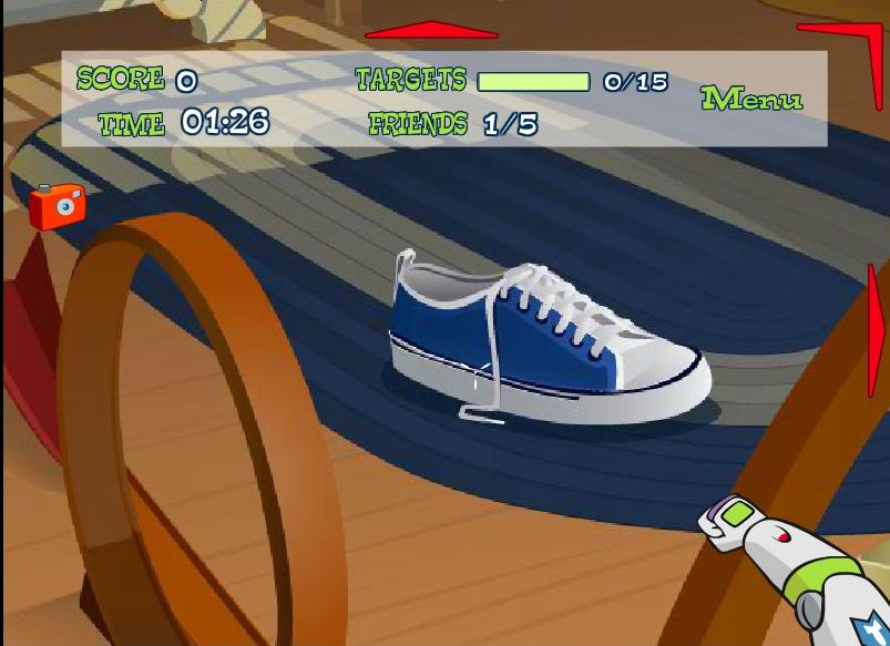 Игра Тренировка с мишенями онлайн