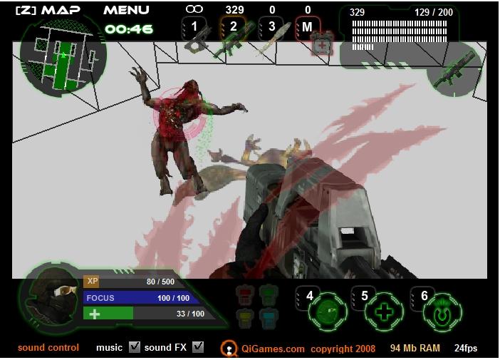 Игра Убийца инопланетян онлайн