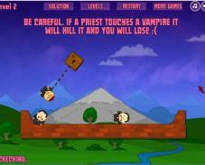 Игра Физика Вампиров онлайн