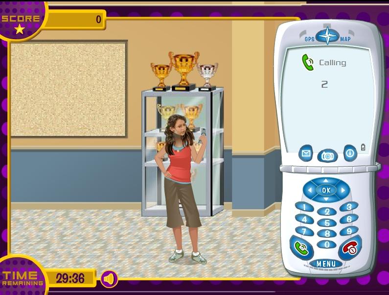 Игра Ханна Монтана квест онлайн