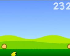 Игра Цыпленок онлайн