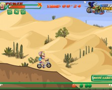 Игра Bicycle Run онлайн